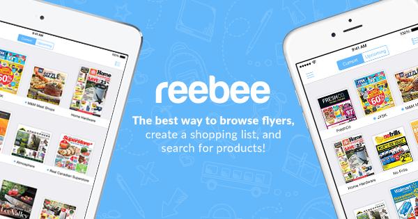 Shop Smarter   reebee